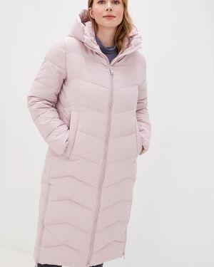 Зимняя куртка осенняя розовая Ostin