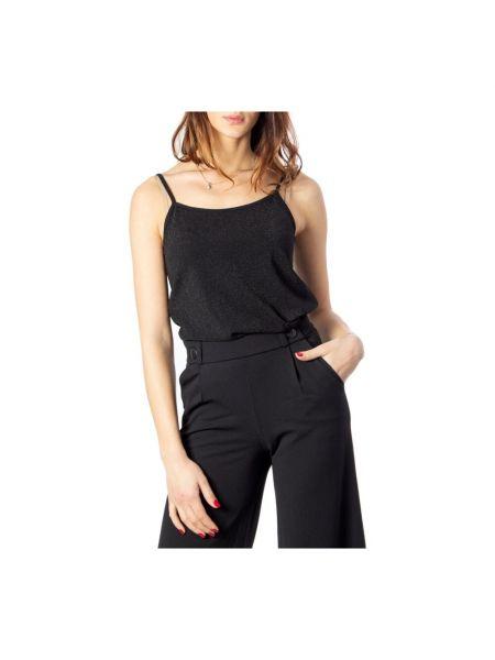 Czarna koszulka Jacqueline De Yong
