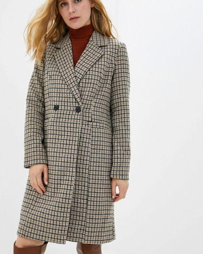 Пальто бежевое пальто Vero Moda