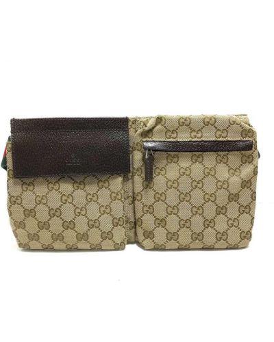 Kopertówka - beżowa Gucci Vintage