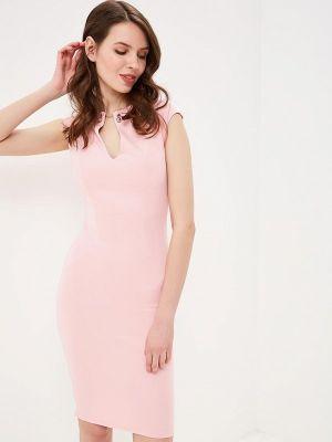 Розовое платье City Goddess