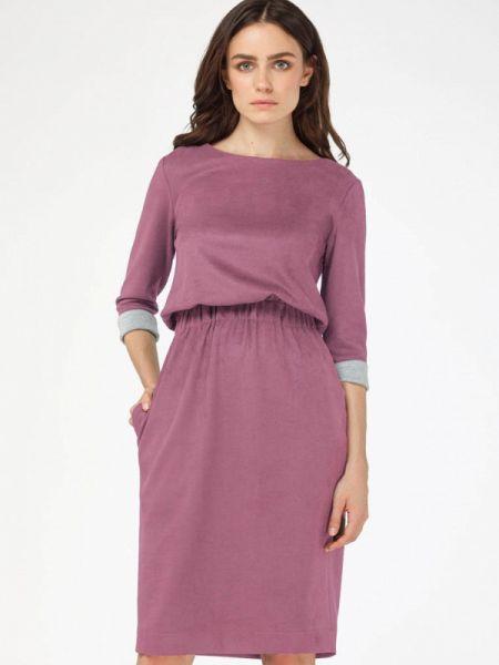 Розовое платье Masha Mart
