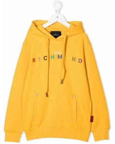 Sweter - żółty Richmond