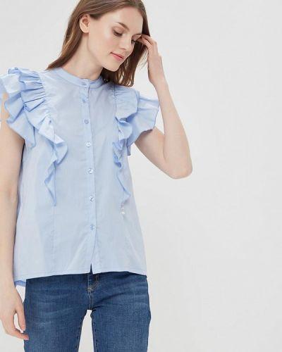 Голубая блузка Rinascimento