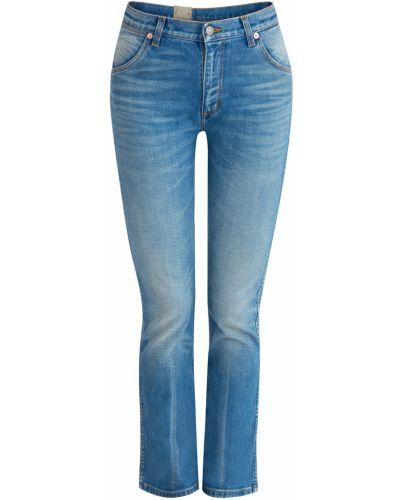 Прямые джинсы укороченные классические Gucci