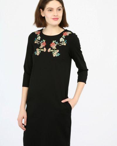 Платье - черное Monton