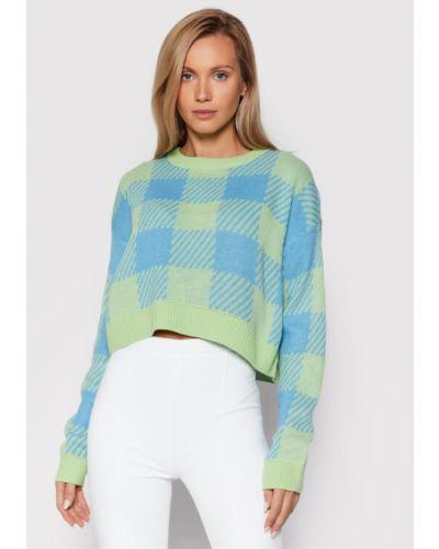 Zielony sweter Noisy May