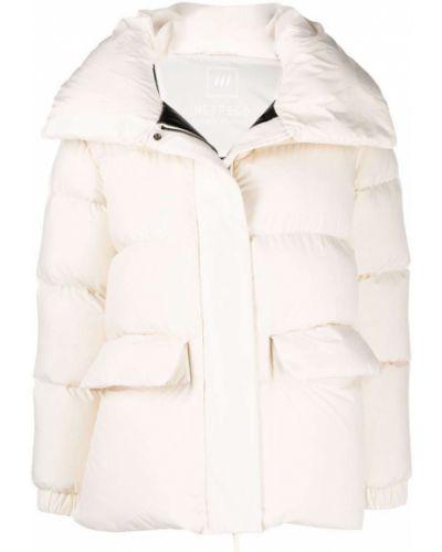 Biała kurtka Hetregò