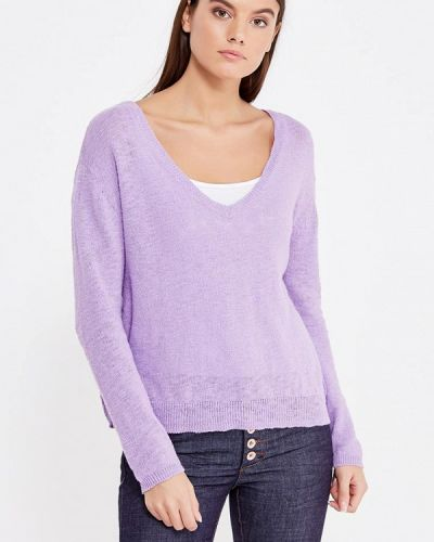Пуловер - фиолетовый Sack's