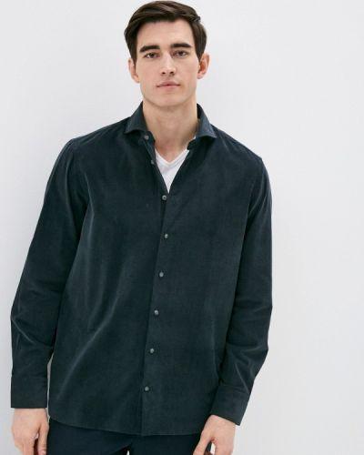 Зеленая рубашка с длинными рукавами Van Laack