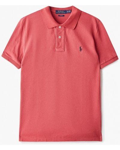 Поло красное Polo Ralph Lauren