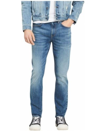 Obcisłe dżinsy Calvin Klein Jeans
