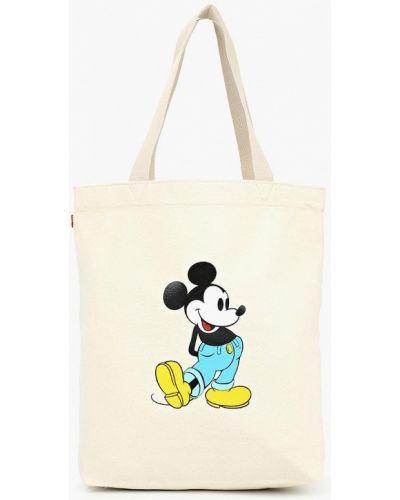 Текстильная сумка - бежевая Levi's®