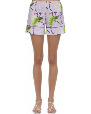 Шорты пижамные с завязками Laura Urbinati