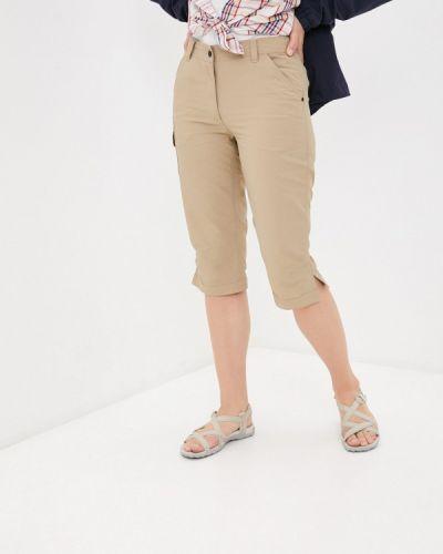 Бежевые брюки Icepeak