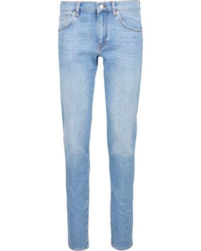 Mom jeans - niebieskie J.lindeberg