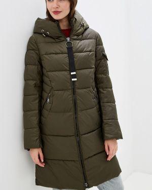 Утепленная куртка демисезонная осенняя Clasna
