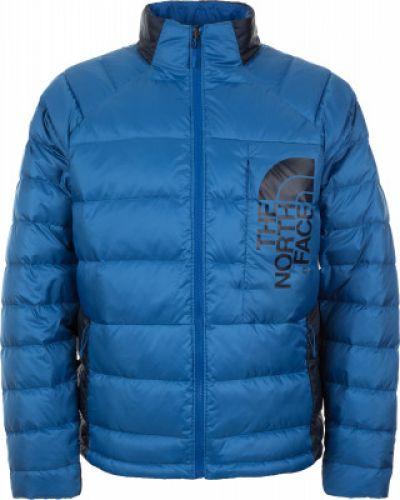 Спортивная куртка с капюшоном осенняя The North Face