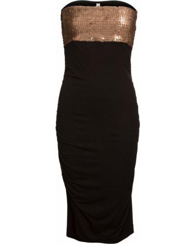 Платье на торжество с пайетками Bonprix