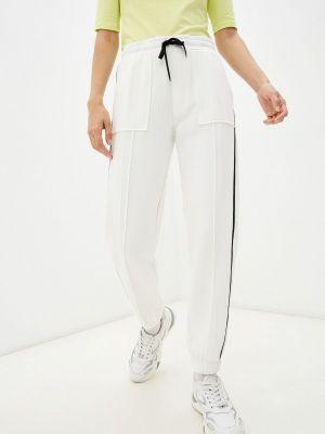 Белые брюки осенние Calvin Klein