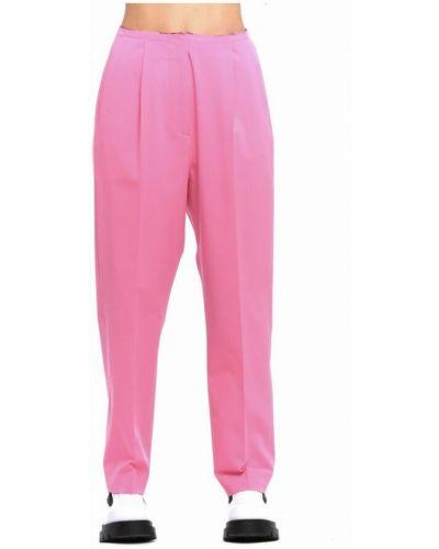Spodnie - różowe Mm6 Maison Margiela