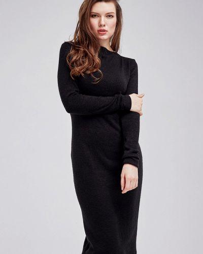 Черное платье весеннее White Pony Ladieswear