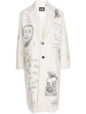 Пальто с лацканами Haculla