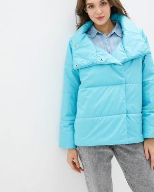 Утепленная куртка - бирюзовая Vera Nicco