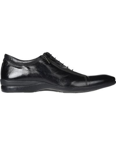 Черные туфли Dino Bigioni