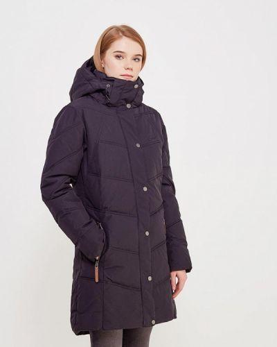 Зимняя куртка утепленная черная Five Seasons