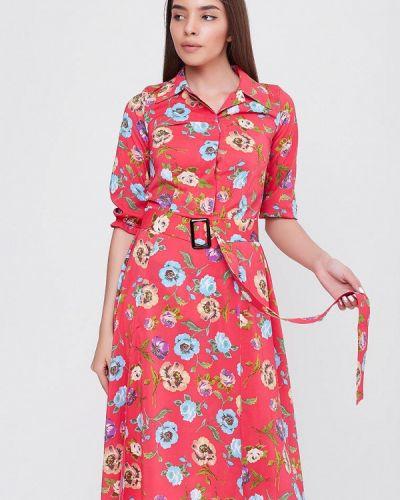 Платье платье-рубашка весеннее Sfn