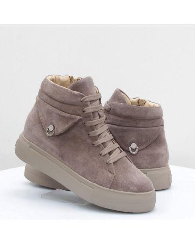Ботинки на платформе - коричневые Vadrus
