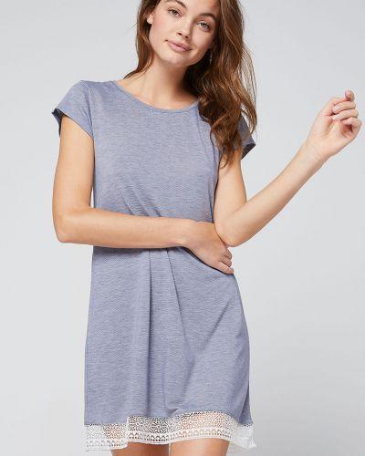 Пижама с рубашкой с короткими рукавами Etam