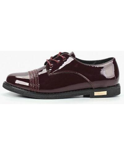 Кожаные ботинки низкие T.taccardi