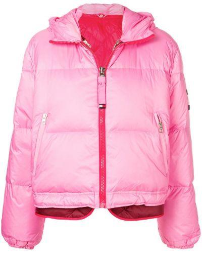 Розовая куртка Hilfiger Collection