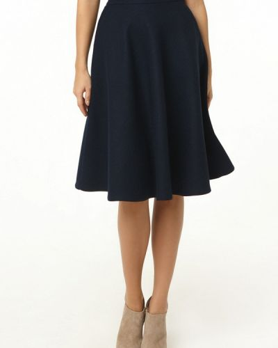 Синяя юбка свободного кроя A'tani