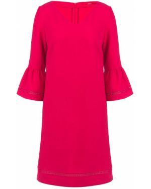 Платье мини с рукавами с рукавом 3/4 S.oliver