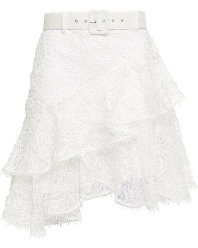 Spódniczka mini - biała Leo Lin