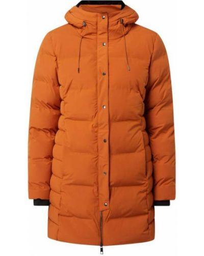 Brązowa kurtka pikowana Street One
