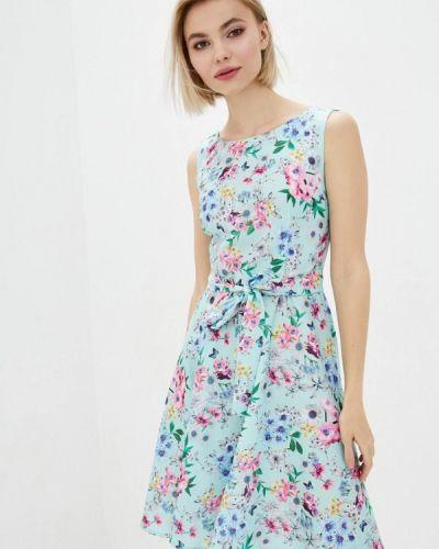 Платье - голубое Vergans