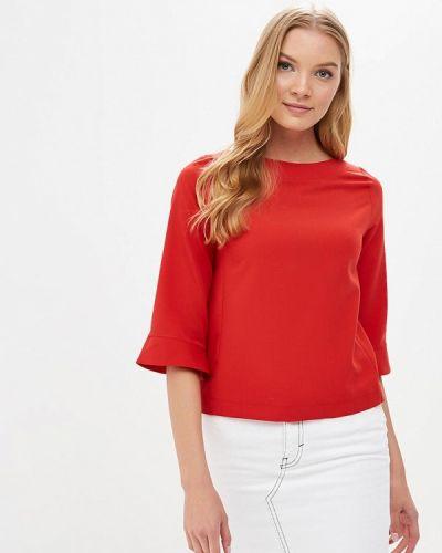 Блузка польская красная Stylove