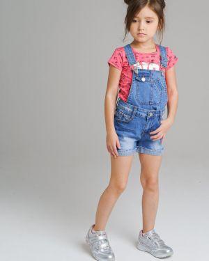 Комбинезон джинсовый синий Playtoday Kids