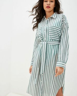 Пляжное платье осеннее зеленый Seafolly Australia