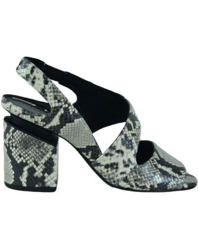 Sandały z printem Vic Matie