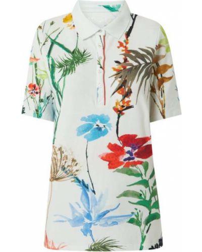 T-shirt bawełniana - biała Toni Dress