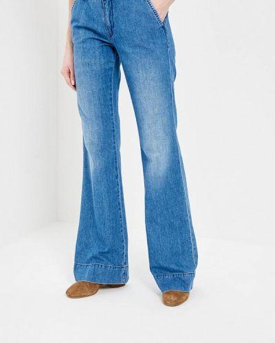 Расклешенные джинсы широкие Rifle