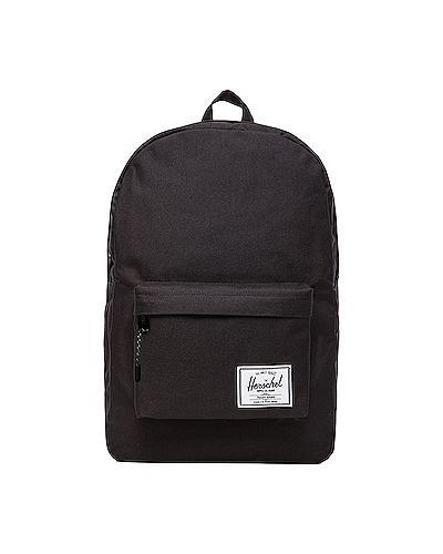 Рюкзак нейлоновый черный Herschel Supply Co