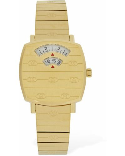 Zegarek złoto Gucci