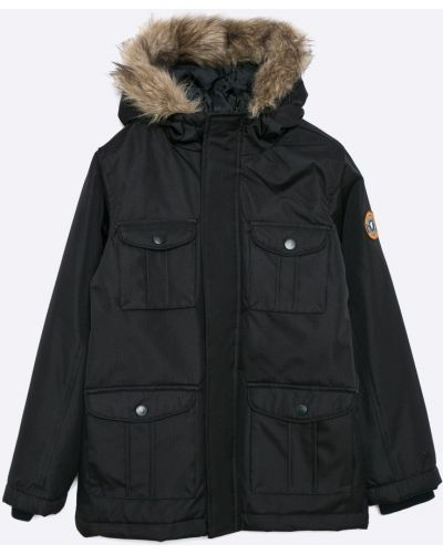 Куртка с капюшоном теплая Brave Soul
