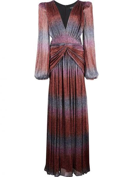 Платье макси длинное - красное Patbo